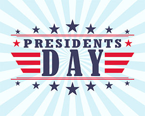 Presidents' Day - Office Closed