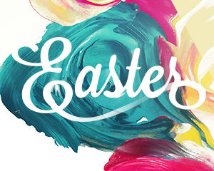 Easter Sunday Services @ 8, 9:30 & 11 am