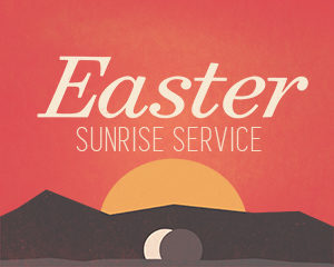 Easter Sunrise Service @ Fort Zumwalt Park