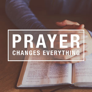 Wednesday Evening Prayer Service @ B309