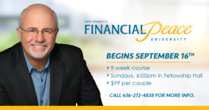 Financial Peace University @ Fellowship Hall