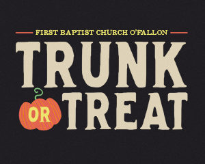 Trunk or Treat @ Parking Lot