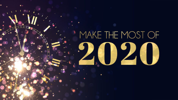 Make the Most of 2020 Image