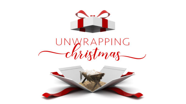 Unwrapping Christmas Image