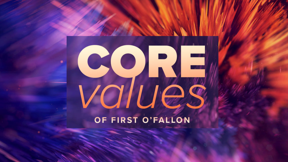 Core Values of FBCO
