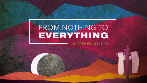 From Nothing to Everything Image