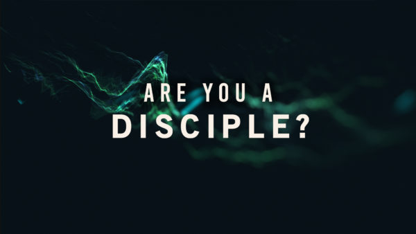 Are You a Disciple? Image