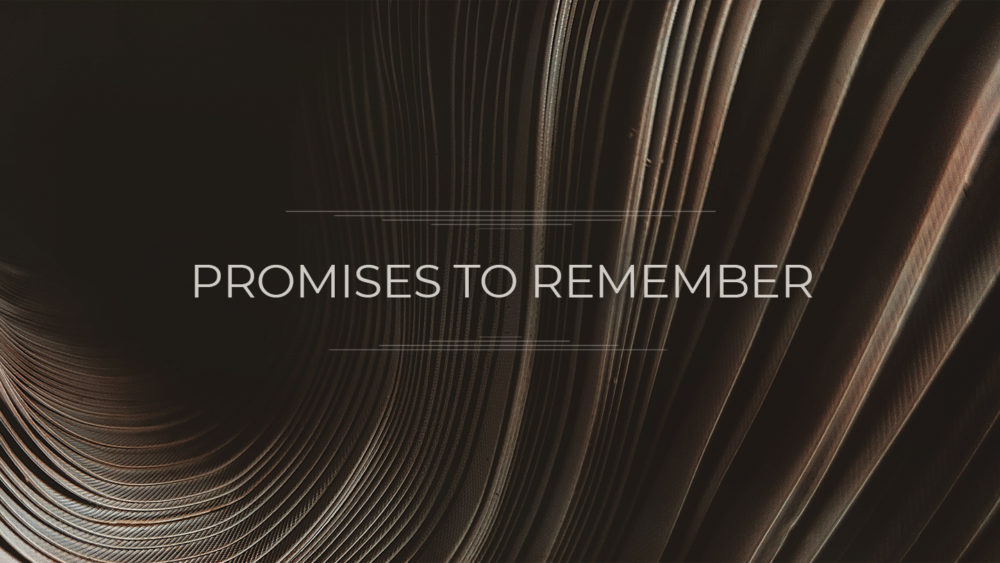 Promises to Remember